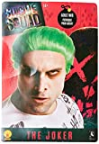 Rubie's Costume Co Men's Suicide Squad Joker Wig, Multi, One Size