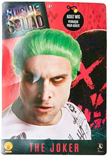 Rubie's Men's Suicide Squad Joker Wig - http://coolthings.us