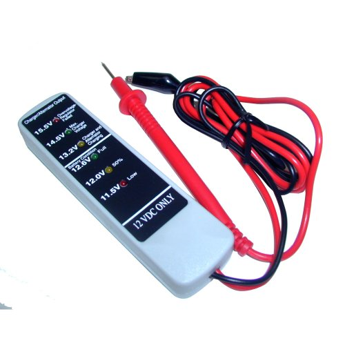 Hand Held Battery Tester : Promariner hand held dc system tester battery testers