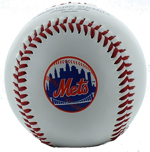 (Jarden NEW! New York ''The Original'' Team Logo Collectible Baseball Team Logo ball)