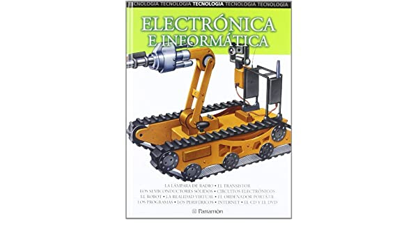 Electronicas e informatica/Electronics and Information (Tecnologia): Nestor Navarrete: 9788434226098: Amazon.com: Books