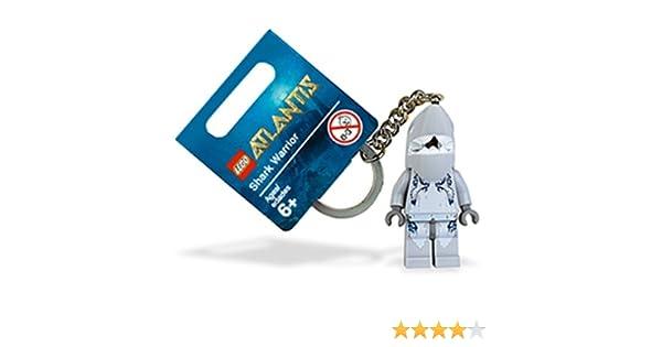 LEGO Atlantis Shark Warrior Key Chain