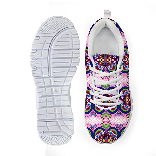 Bigcardesigns Womens Fashion Running Shoes Sneakers Lace Up Style 3 jxZ3pp6