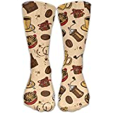camo cooker - Personalized Teapot Cup Cookers Unisex Short Socks Casual Athletic Outdoor Socks Novelty Socks 30cm