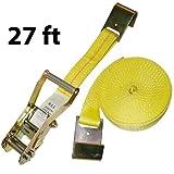 Safeway Sling Ratchet Strap - 2 in. Wide x 27 ft. Long