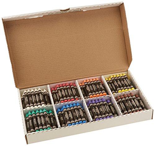Crayola Bright Children Crayon (528059)