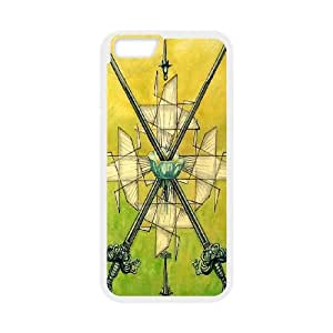 High Quality Phone Case For Apple Iphone 6 Plus 5.5 inch screen Cases -sword art pattern protective case-LiuWeiTing Store Case 20