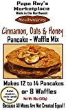Papa Ray's Marketplace (CInnamon Oat & Honey Pancake Mix) offers