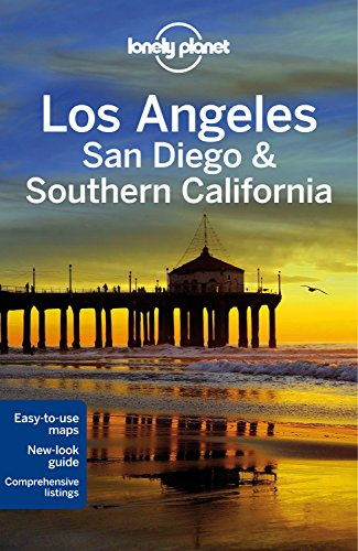 Lonely Planet Los Angeles, San Diego & Southern California (Travel - Las Stores Planet Vegas Hollywood
