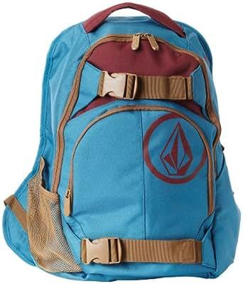 Volcom Men's Equilibrium Backpack, Ocean, One Size