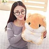 KOSBON 2 In 1 Cute Hamster Plush Stuffed Animal