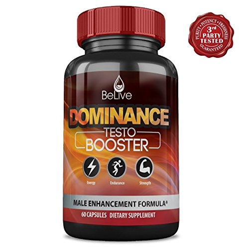 Dominance Testosterone Booster Men Performance product image