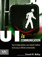 UI is Communication Front Cover