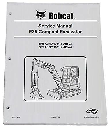 Software Automotive Part Number # 6989476 Bobcat T770 Compact ...