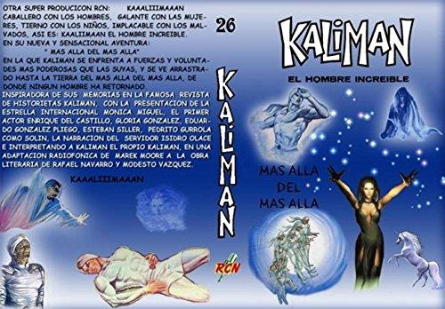"""Kaliman El hombre Increible en""""Mas Alla del Mas Alla"""" for sale  Delivered anywhere in USA"""