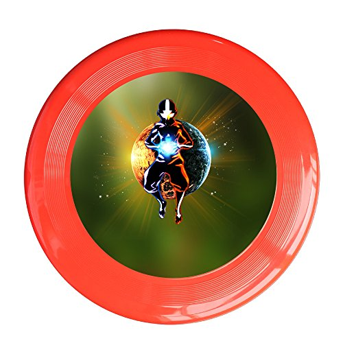 ^GinaR^ 150g The Last Airbender The Legend Of Aang Toy Cool Frisbee Disc - Red