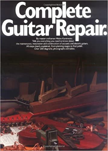 Complete Guitar Repair (Guitar Reference): Amazon.de: Hideo Kamamoto ...