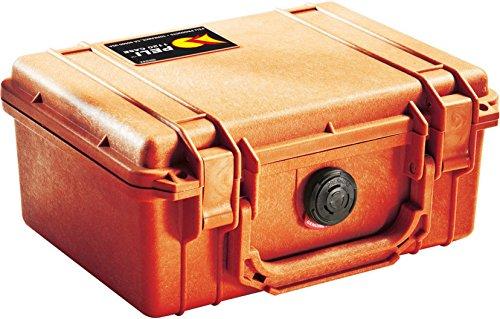 - Peli 1120 Case with Foam - Orange
