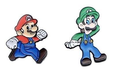 Amazon Com Mainstreet247 Super Mario Bros Mario And Luigi