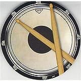 Coaster - Drums Practice Pad