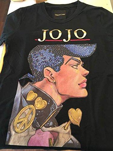 ジョジョの奇妙な冒険 dressCamp ドレスキャンプ コラボ スワロフスキー Tシャツ Mサイズの商品画像