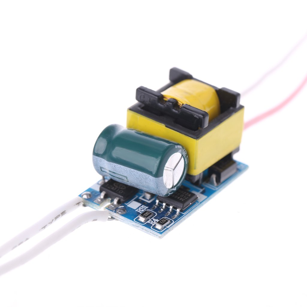 LIYUDL Power Supply LED Driver Electronic Convertor Transformer Constant Current 300mA 3-5W DC9-18V