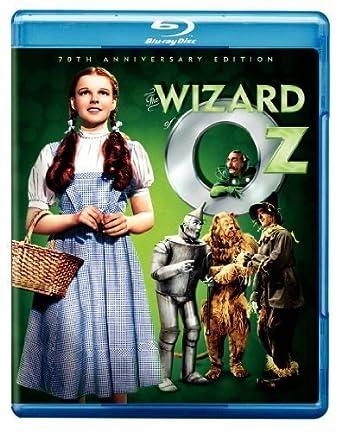 The Wizard Of Oz 70th Anniversary Edition Blu