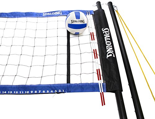 Spalding Professional Volleyball Set by Spalding Lawn Games
