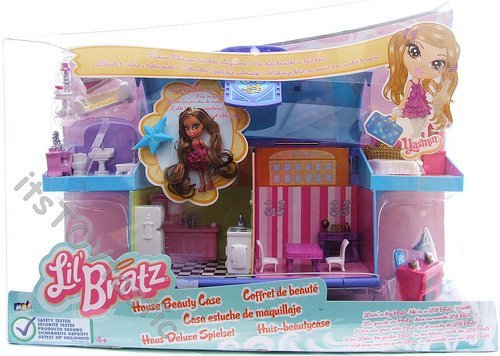 Entertainment Lil Bratz House Beauty Case