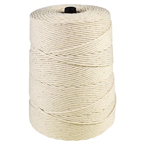 UltraSource Cotton Butcher Twine, 24-ply, 1,600 ft/Cone