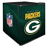 NFL Green Bay Packers Refrigerated Counter Top Cooler, Small, Green