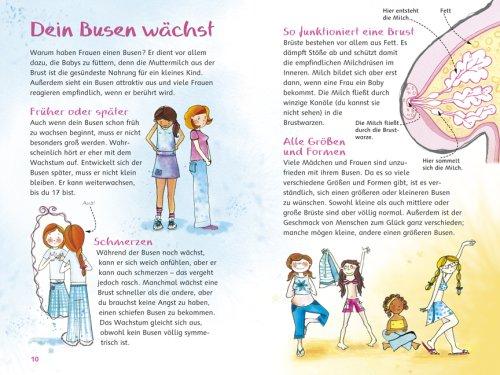 Was Mädchen Wissen Wollen Das Mädchenfragebuch Amazonde Susan