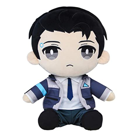 amazon com yeawooh become human dbh connor rk800 plush toy game