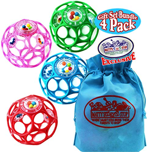 Oball Rattle 4