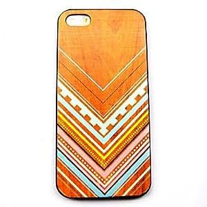 Cubierta Posterior - Gráfico/Color Mixto/Diseño Especial - para iPhone 4/4S/iPhone 4 ( Multicolor , Plástico )