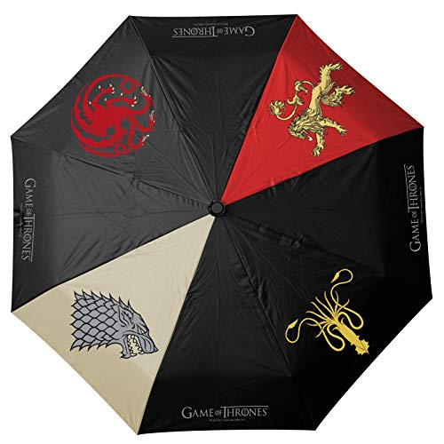 Game Of Thrones 129734 Umbrella, Multi-Colour