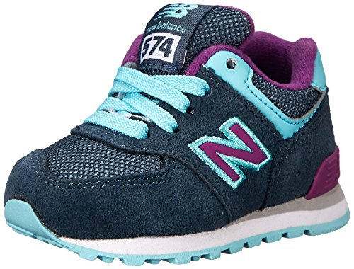 New Balance KL574 Core Infant Running Shoe (Toddler)