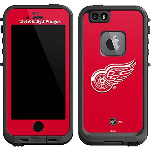 NHL Detroit Red Wings LifeProof fre iPhone 6/6s Skin - Detroit Red Wings Solid Background