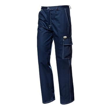 Sir Safety Pantalone da Lavoro Invernale Felpato Fustagno