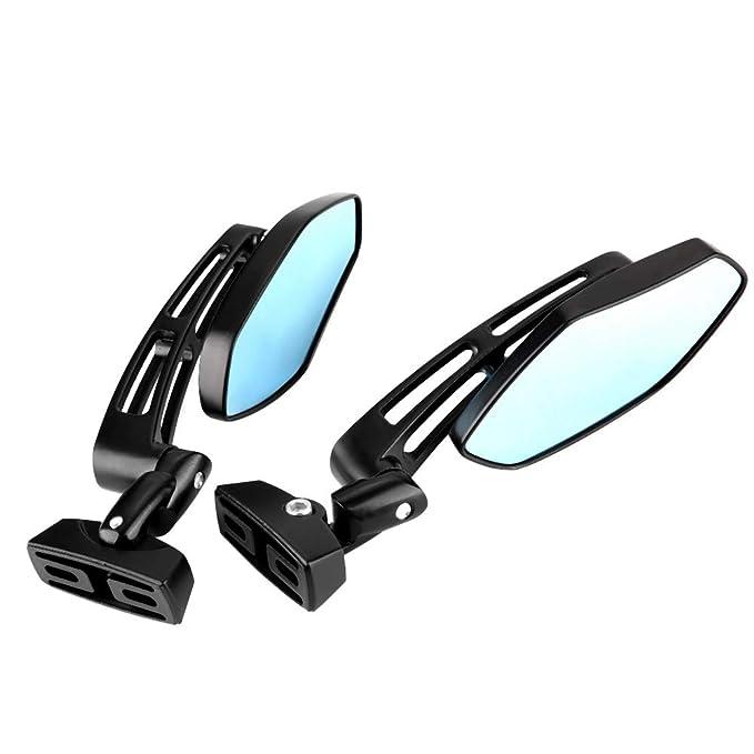 Espejo retrovisor Qii lu, 2 piezas de espejos retrovisores ...