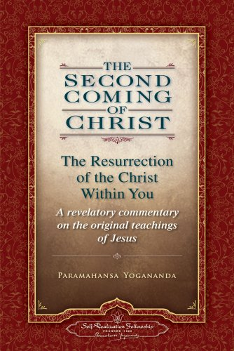 The Second Coming of Christ: The Resurrection of the Christ Within You 2 Volume Set [Paramahansa Yogananda] (Tapa Blanda)