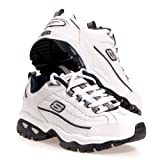 Skechers Energy After Burn Mens Sneakers White/Navy 13 W