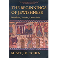 The Beginnings of Jewishness: Boundaries, Varieties, Uncertainties (Hellenistic Culture and Society Book 31) (English Edition)
