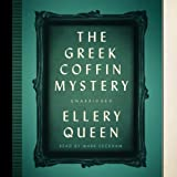 Bargain Audio Book - The Greek Coffin Mystery  The Ellery Quee