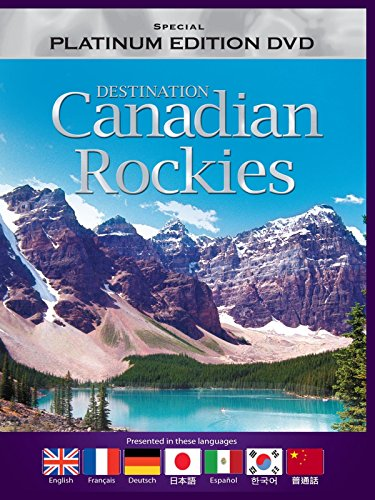Whitewater Rafting Tours - Destination - Canadian Rockies