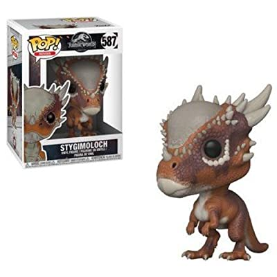 Funko Pop Movies: Jurassic World 2 - Stygimoloch: Toys & Games
