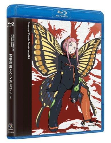 Psalms of Planets Eureka Seven (Koukyoushihen Eureka Seven) Vol.4 [Blu-ray]