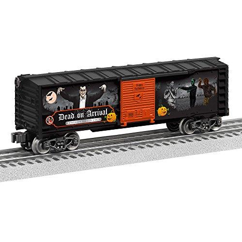 Lionel Halloween Spooky Sound Boxcar