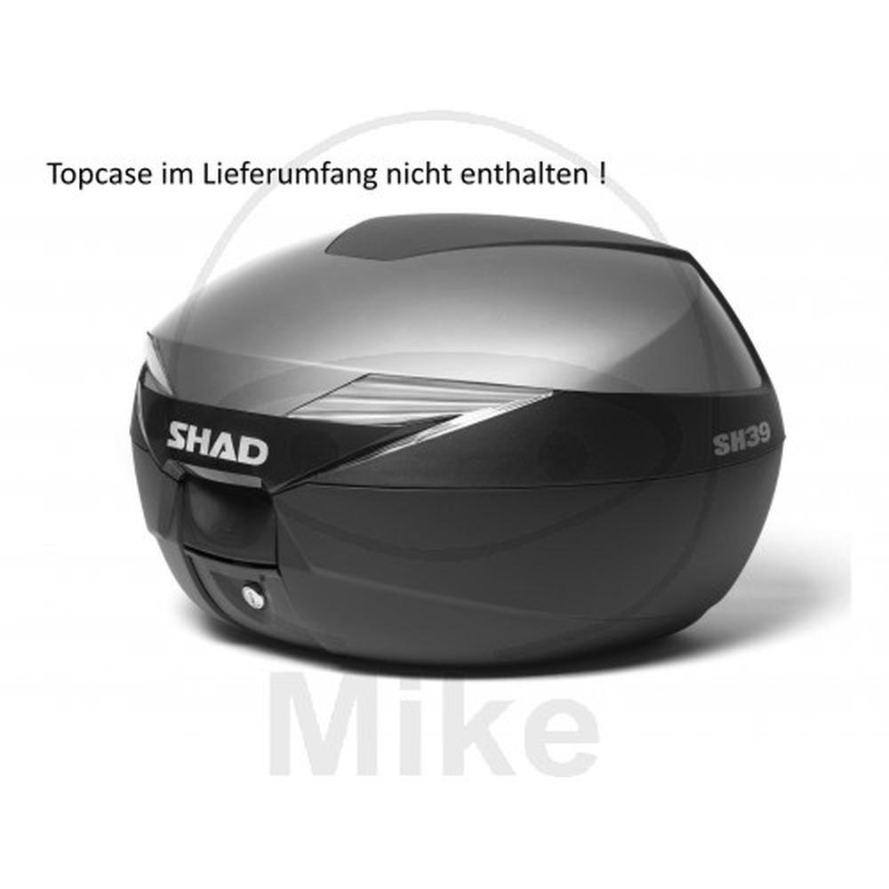 SHAD D1B39E15 Top Case Accessory Cover SH39 Titanium