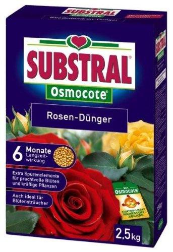 Substral Fertilizante Osmocote Rosa: Amazon.es: Jardín